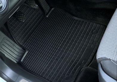 Modeliniai guminiai kilimėliai