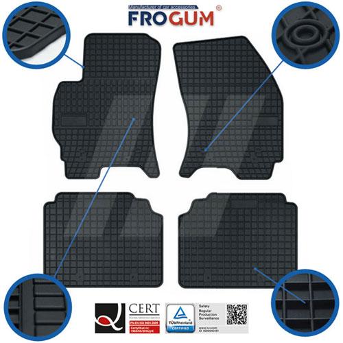 Frogum info