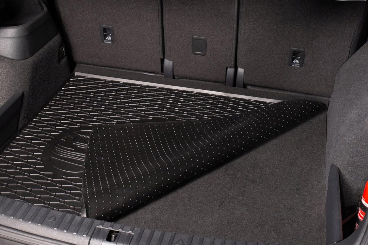 Rigum bagažinės kilimėlis
